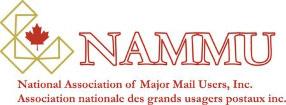 NAMMU - National Association of Major Mail Users